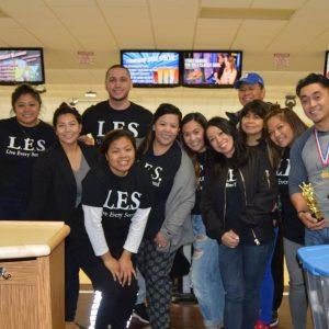 Bowling team pic